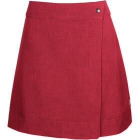 Elkline Sitzheizung rok Dames rood